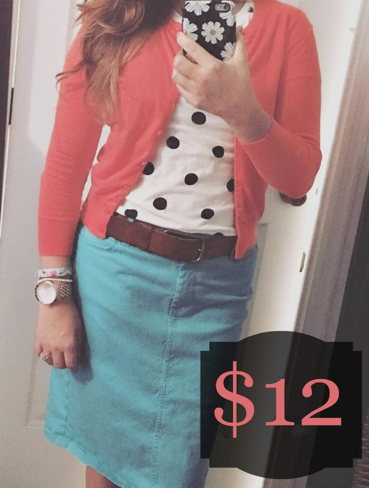 CREATING CUTE & MODEST OUTFITS FOR CHEAP