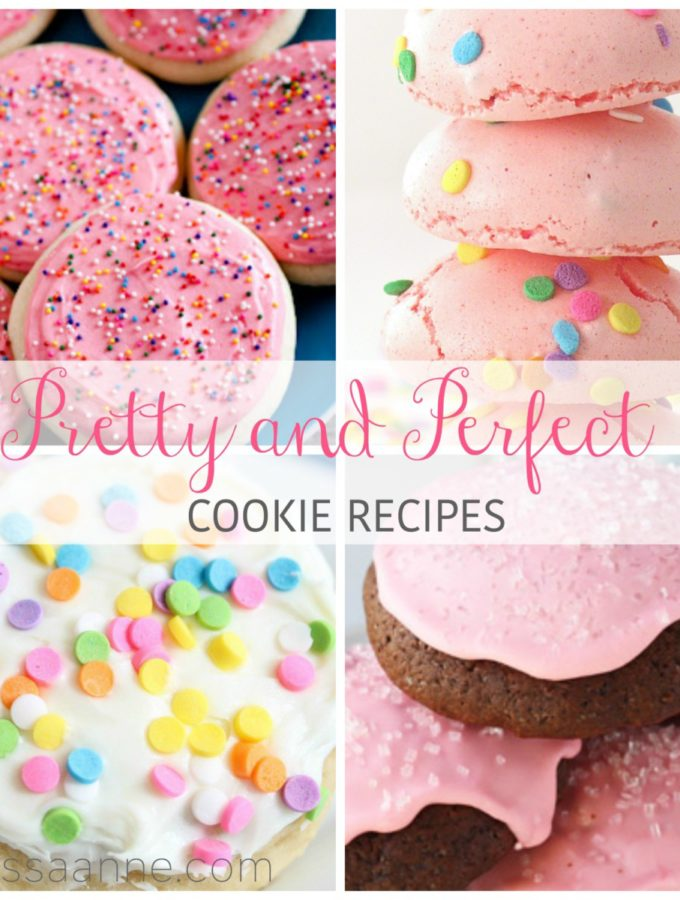 Pretty & Perfect Cookies