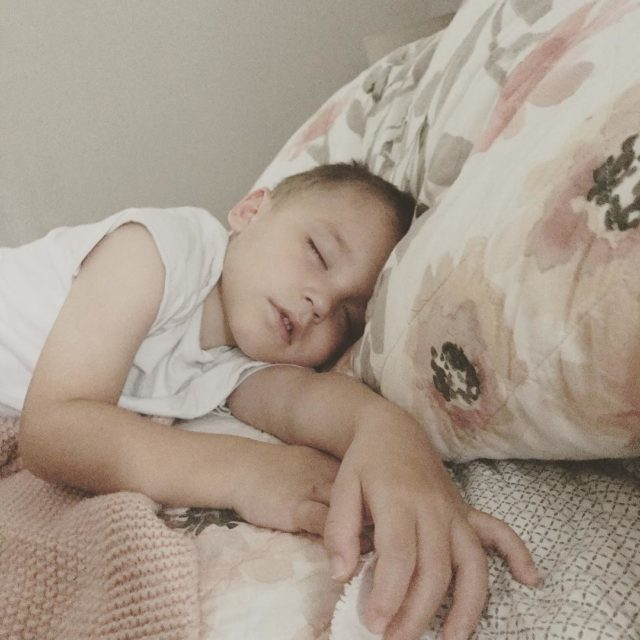 naptime sweetboy