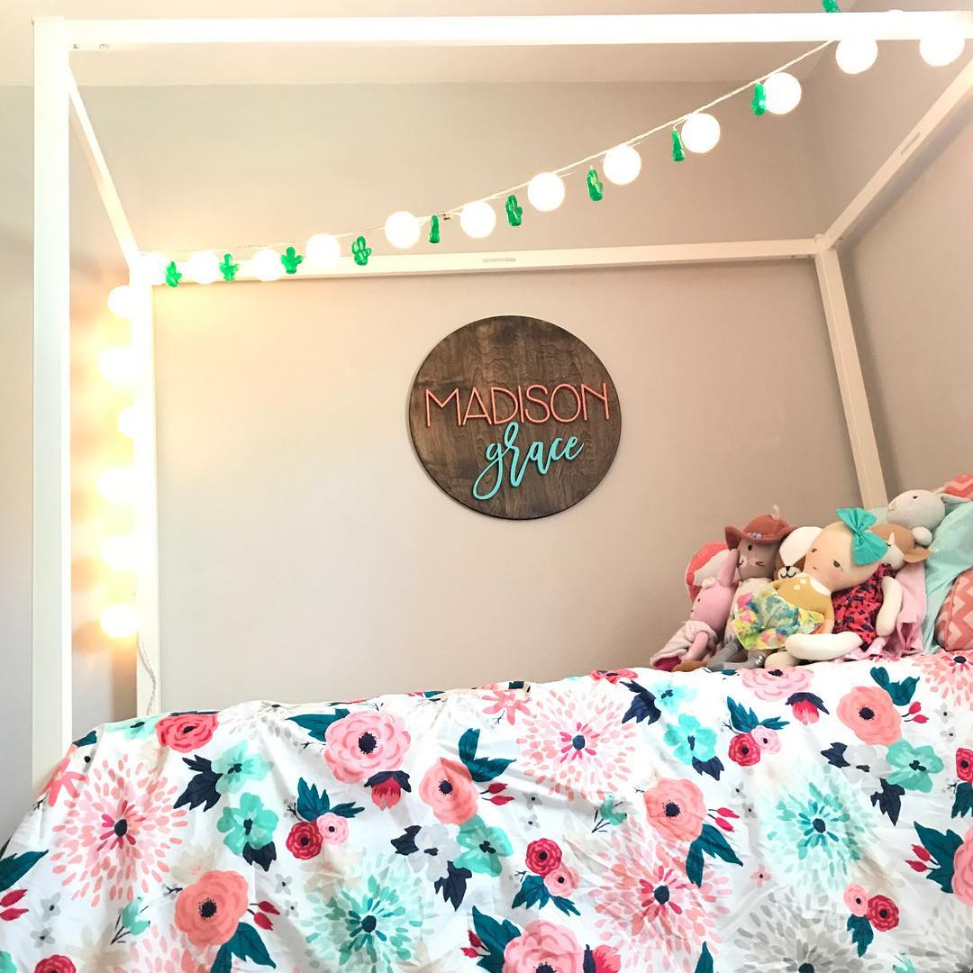 MADDIE'S BIG GIRL ROOM [PART ONE]