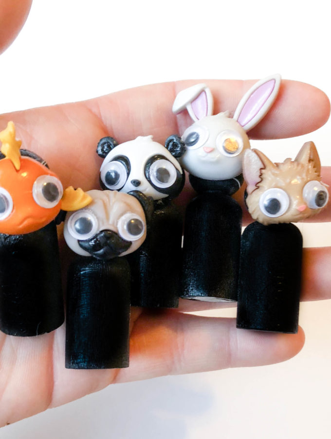 EASY DIY PEG DOLLS