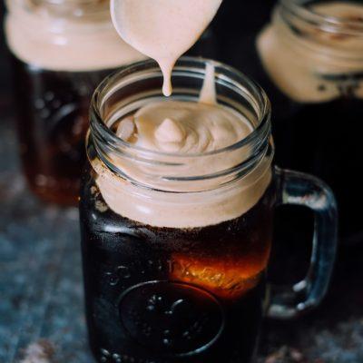 Starbucks copycat recipe caramel cloud macchiato